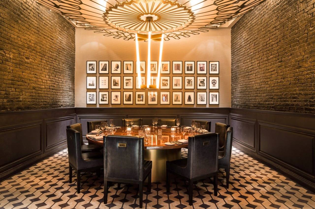 private dining rooms | February: Top 5 Private Dining Rooms in New York | The ...